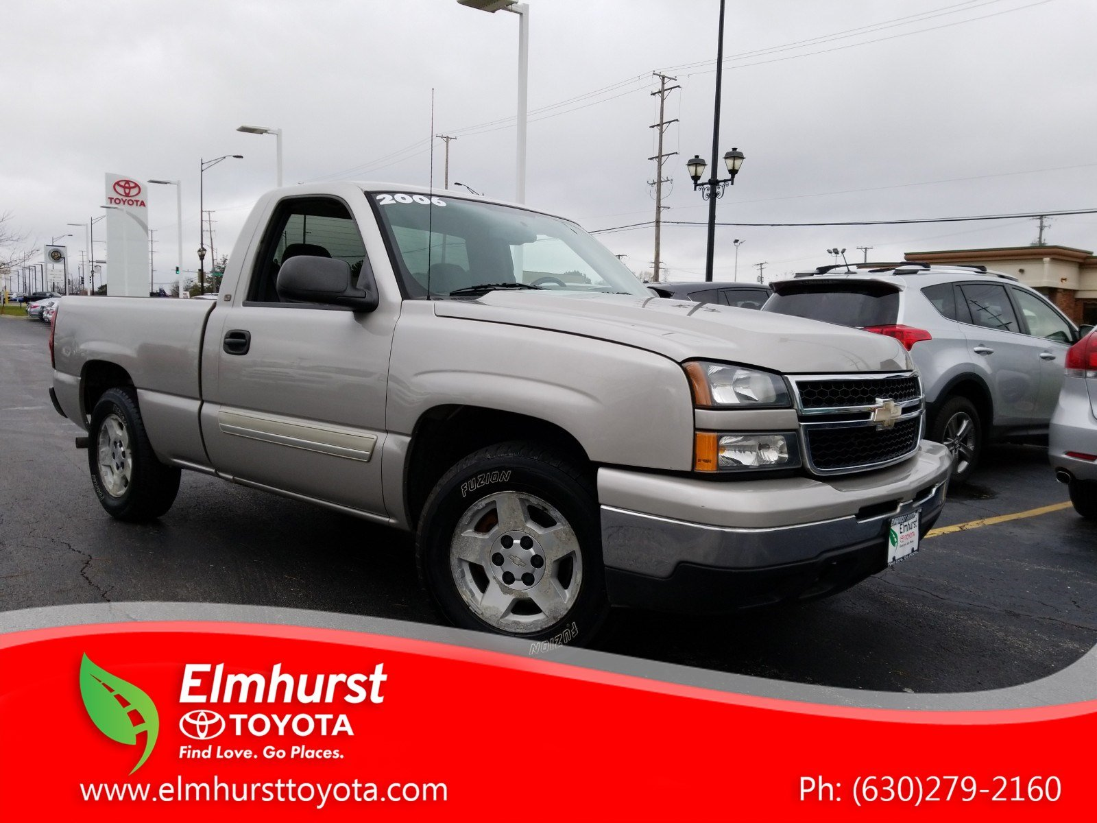 Pre Owned 2006 Chevrolet Silverado 1500 LT 2D Standard Cab in
