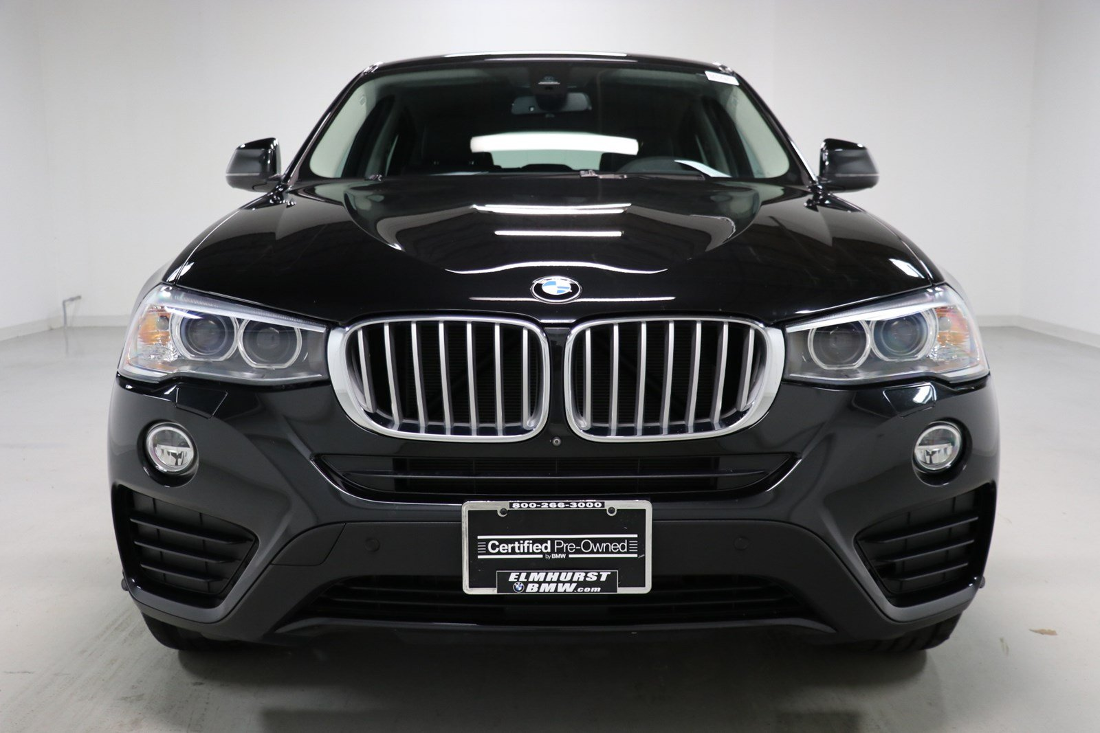 Certified Pre Owned 2015 BMW X4 XDrive35i