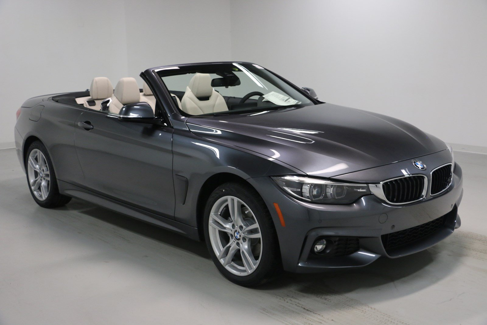 New 2018 BMW 4 Series 430i XDrive Convertible