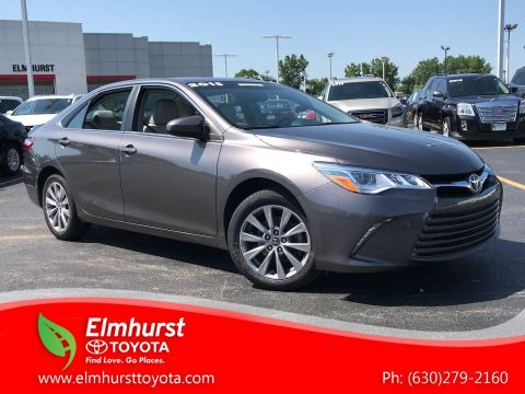 Pre-Owned 2015 Toyota Camry XSE V6