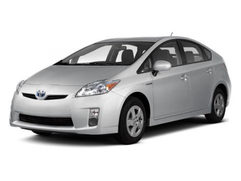 Pre-Owned 2010 Toyota Prius FOUR